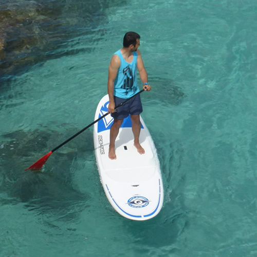 PADDLE SURF COURSES IN MALLORCA
