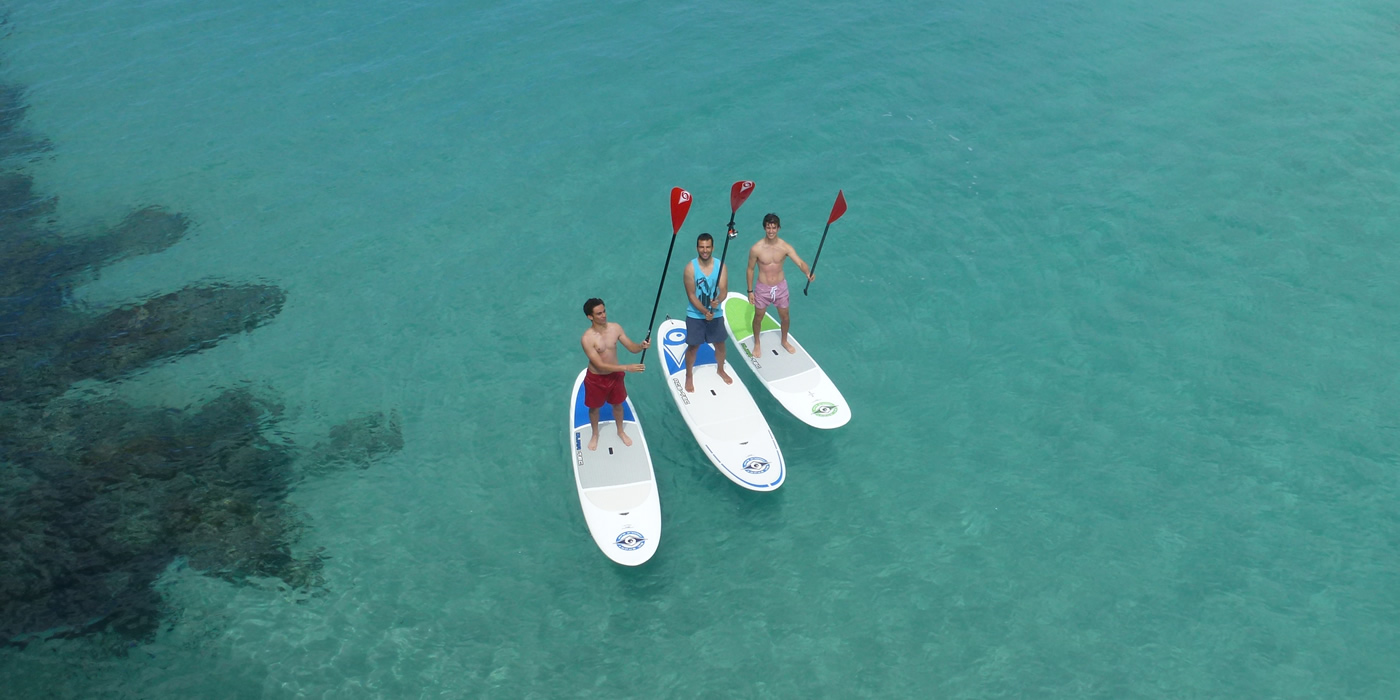 alquiler paddle surf mallorca, palma, sup